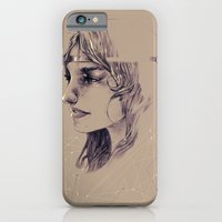 iPhone & iPod Case featuring OUT FOR FAME by chuma hill