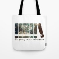 I'm Going On An Adventur… Tote Bag