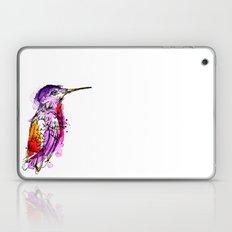 Fuchsia Hummingbird Laptop & iPad Skin