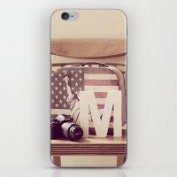 Travel Kit  iPhone & iPod Skin