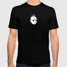 POINK SMALL Black Mens Fitted Tee