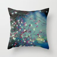 Throw Pillow featuring Monet's Dream by The Dreamery