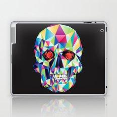 Geometric Candy Skull Laptop & iPad Skin
