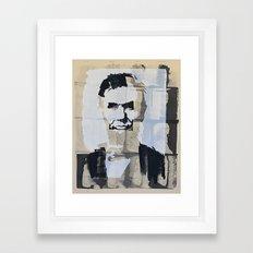 Abraham Lincoln (make-ready) Framed Art Print