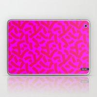 Hot Pink Cheese Doodles … Laptop & iPad Skin