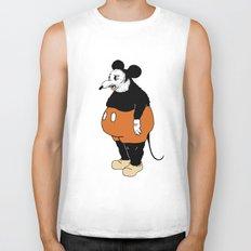 Mickey Da Rat Biker Tank