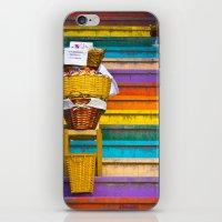 Stair Sales iPhone & iPod Skin