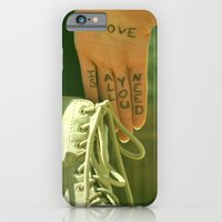 iPhone & iPod Case featuring John had it right the whole time by Jake Stanton
