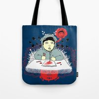 Creative Blank Tote Bag