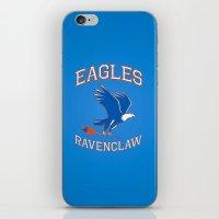 Eagles Ravenclaw iPhone & iPod Skin