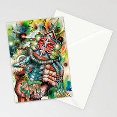 Architect of Prehysterical Myth Stationery Cards