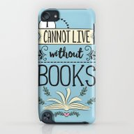 I Cannot Live Without Bo… iPod touch Slim Case