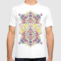 Opal with phantoms  Mens Fitted Tee White SMALL