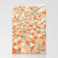 Triangulation Stationery Cards