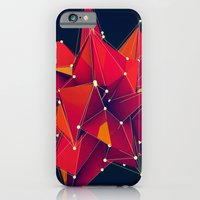 iPhone & iPod Case featuring Architecture Polygons by Msimioni