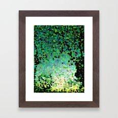 The Emerald Isle Framed Art Print