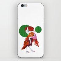 Irma iPhone & iPod Skin