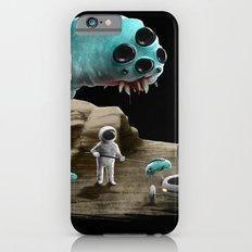 Space Worm iPhone 6 Slim Case