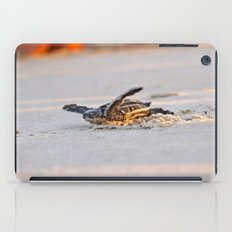 Leatherback iPad Case