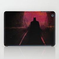 Dark Heroe iPad Case
