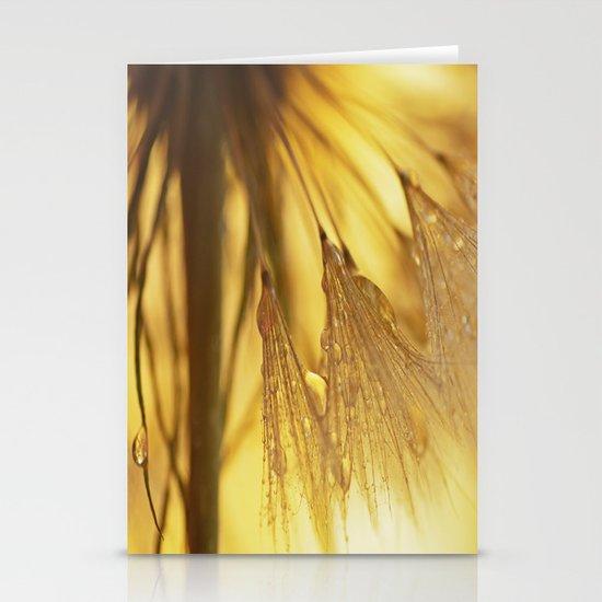 Dandelion Light Stationery Card