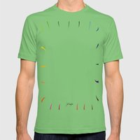 Just imagine Mens Fitted Tee Grass SMALL