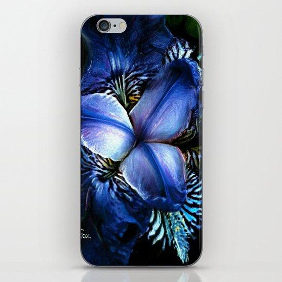 AZURE ICE iPhone & iPod Skin