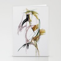 EXOTIC PARROT 2 Stationery Cards