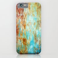 Grunge 'n' Rust iPhone 6 Slim Case