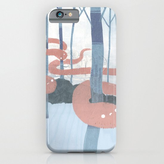 Snakes in the Forest iPhone & iPod Case