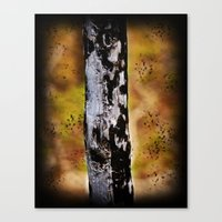 The Beauty Of The Burn Canvas Print