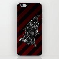 Leather Wings iPhone & iPod Skin