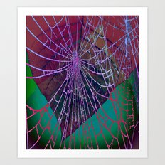 Digital Abstract Design … Art Print