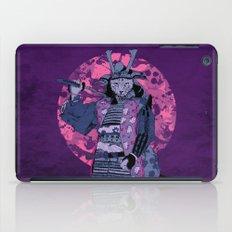 Samurai Kitty iPad Case
