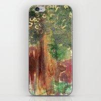 Mighty Tree iPhone & iPod Skin
