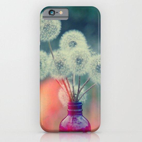 Dandelion Bouquet Lomo SQ iPhone & iPod Case
