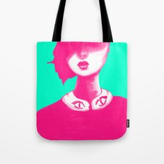 Contemporary Collar Tote Bag