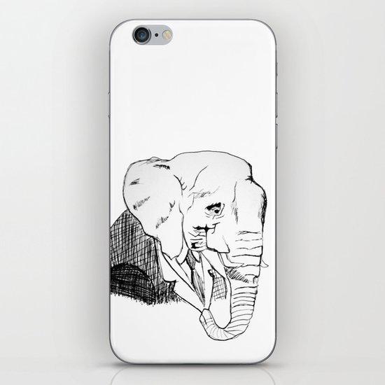Pack you trunk  iPhone & iPod Skin