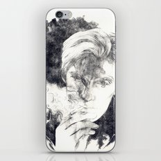 Smoke iPhone & iPod Skin
