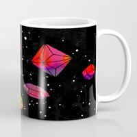 DIAMONDS IN THE SKY Mug