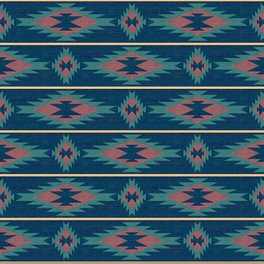 Art Print - Native Spirit Pattern - Starflyer Art