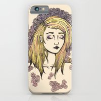 iPhone & iPod Case featuring Sometimes by Ellie Craze