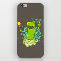 Ruler of the Universe iPhone & iPod Skin