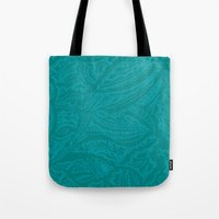 Blue Blue  Tote Bag