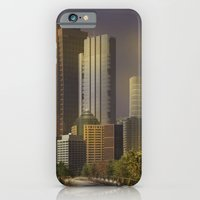 Cityscape iPhone 6 Slim Case