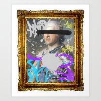 Revolution (K) Art Print