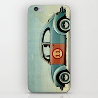 Number 11 - VW Beetle iPhone & iPod Skin