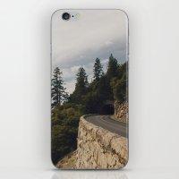 Yosemite Tunnel  iPhone & iPod Skin