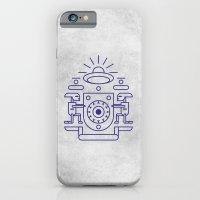 UFO Watchers iPhone 6 Slim Case
