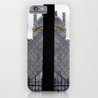 Louvre Pyramid iPhone 6 Slim Case